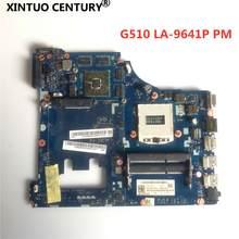 LA-9641P! Материнская плата для ноутбука Lenovo G510 материнская плата VIWGQ/GS LA-9641P HM87 PGA947 DDR3L HD8750M 2 ГБ 100% полностью протестирована