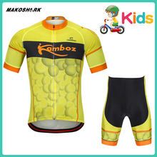 MAKOSHARK Kids Summer Team Bicycle Sports Suit Style Motobiker Racing Riding Jersey Pants Sets Motorcycle MX Riding Clothes new 2019 motocross suit motobiker racing riding jersey pants motocross mx atv dirt bike racing sets riding clothes