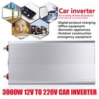 2019 DC 12V To AC 220V Pure Sine Wave Inverter Grid LED Display Output Car Converter for Power Supply Drop Shipping