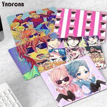 Yarichin Bitch-bu Club Unique Desktop Pad Game Mousepad Rubber PC Computer Gaming mouse pad