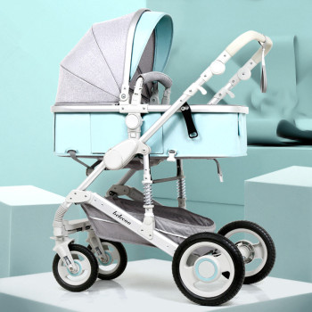 Adjustable Kereta Dorong Bayi 3 in 1 2