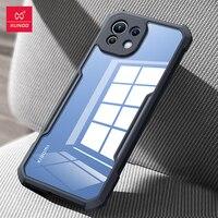 Funda protectora para cámara Xiaomi Mi 11 Lite, Xundd carcasa a prueba de golpes, con tecnología Airbag, 5G