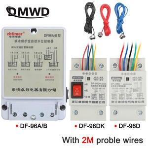 Liquid-Level-Detection-Sensor Switch Controller Water-Pump DF-96ED Automatic 10A 220V