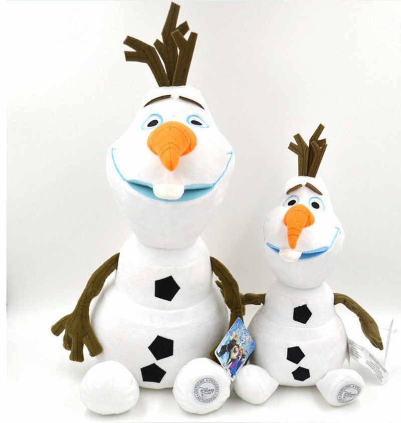 דיסני קפוא שלג אולף חדש אש לטאה חום אש גמדי אנה אלזה 2 בפלאש צעצוע ממולא בובת נסיכת בובת קטיפה עבור ילד ילד