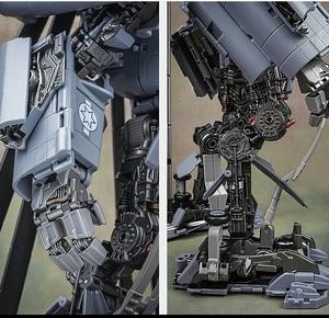 Image 3 - COMIC CLUB weijiang M05 Brawl Transformation Oversize KO SS08 Hide Shadow Blackout Vertigo Alloy Helicopter Action Figure robot