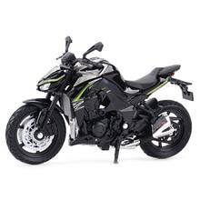 Welly 1:18 Kawasaki 2017 Z1000 R Edition литые автомобили коллекционные хобби модель мотоцикла игрушки