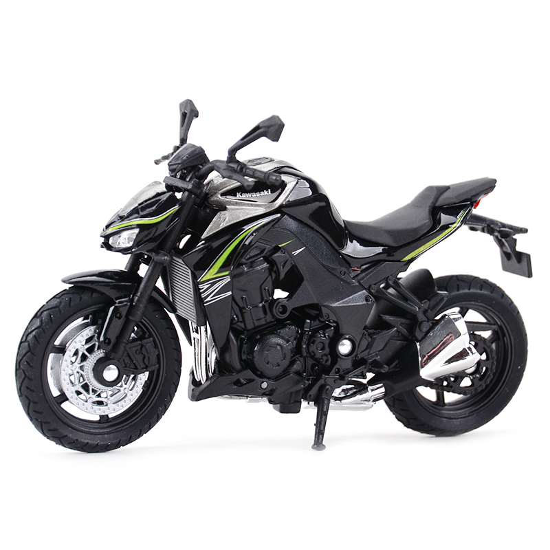 Welly 1:18 Kawasaki 2017 Z1000 R Edition Diecast Alloy Motorcycle Model Toy