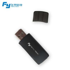 Image 2 - Feiyu FY USB Stecker adapter für G6 G6 Plus Vimble 2 WG2 G4 G5 3 Achse handheld gimbal Verbesserte Firmware adapter