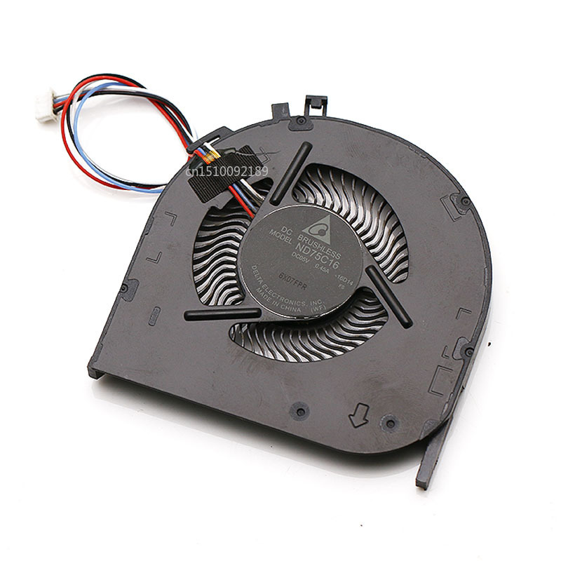 For Original Delta ND75C16-16D14 DC5V 0.45A For Lenovo THINKPAD E580 Built-in CPU Fan Free Shipping