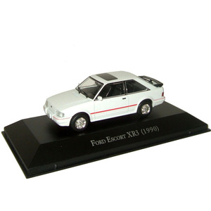 1/43 FORD ESCORT XR3 1990 Brasil Model Classic Collection Toys Car