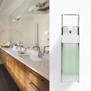 Image 3 - Disinfectant dispenser 500ml short lever Plastic pump Elbow Soap dispenser Sanitizer for hospital areas