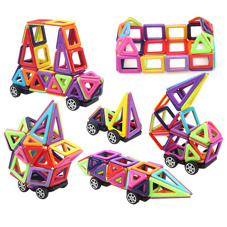 Car Puzzle Kit Imagination Building Bricks Blocks Assembly Disassembly Construc