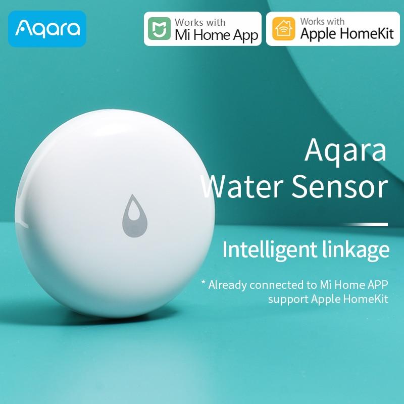 Aqara Water Immersing Sensor Smart Water Leak Detector Zigbee Version For Mijia Smart Home Accessories Work With Mi Gateway 3