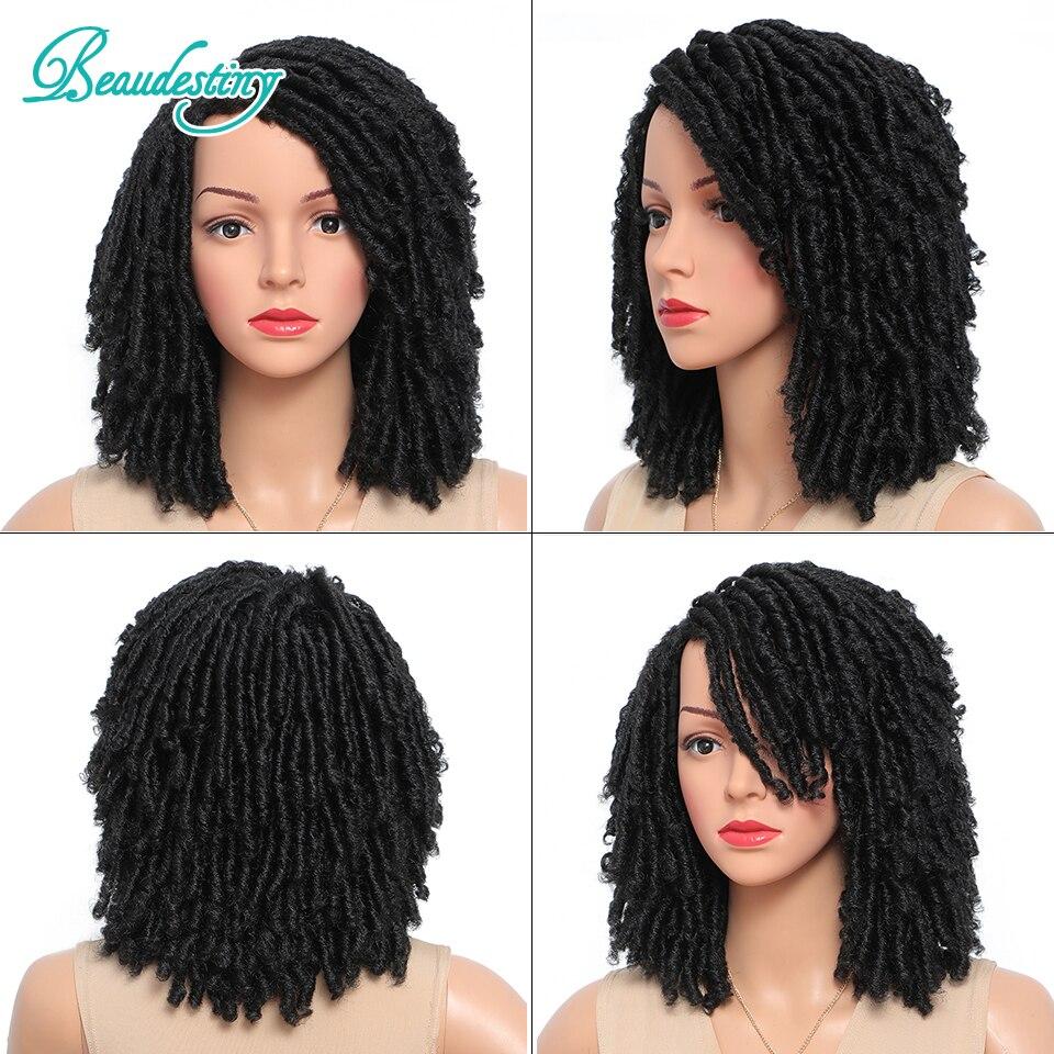 encaracolado peruca de borgonha para preto