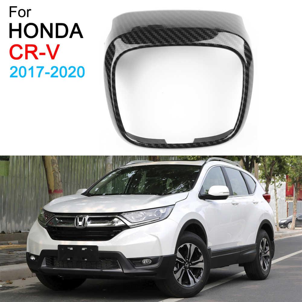 Chrome 1X Front Grille Grill Logo Frame Cover Trim For Honda CR-V CRV 2020 2021