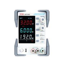 UNI T UDP1306C 32V 6A Display a LED regolatore di commutazione regolabile alimentatore DC lineare industriale 110v - 230v