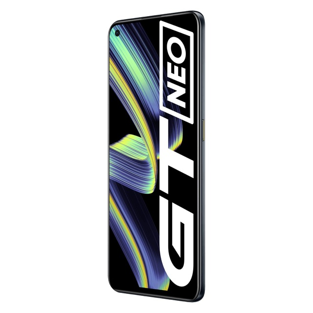 """realme GT Neo Flash version  5G Mobile Phone Dimensity 1200 Octa Core 6.43""""120Hz Super AMOLED 50W Fast Charge 64MP WIFI6 NFC 6"""