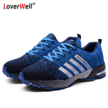 Running Shoes Unisex Outdoor Sports Shoes Lightweight Sneakers Men Wom