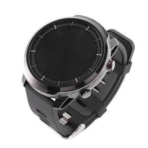 Image 1 - SENBONO S10 كامل الصحافة ساعة ذكية الرجال النساء الرياضة ساعة مراقب معدل ضربات القلب الطقس توقعات ساعة ذكية لنظام تشغيل الأندرويد الروبوت الهاتف