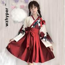 Платье кимоно в японском стиле для женщин вечернее хаори платье