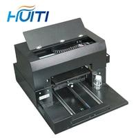 Huiti ، طابعة مسطحة عالمية للأشعة فوق البنفسجية ، طابعة أوتوماتيكية صغيرة ، A3 تنقش طابعة نافثة للحبر قذيفة الهاتف المحمول الطباعة|الطابعات|   -