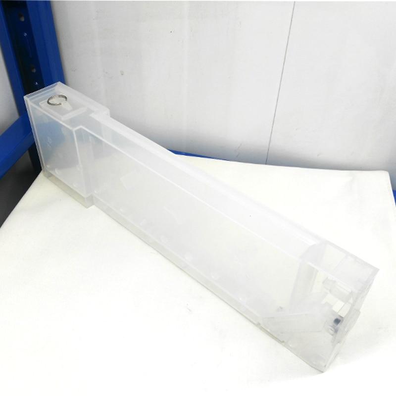 Прозрачный многоразовый картридж для mimaki mutoh roland eco solvent, 440 мл Детали принтера      АлиЭкспресс