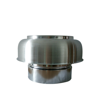 Round Vent Cap Stainless Steel Grill Chimney Top Vent Cap Replacement Size : 75mm