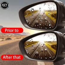 Двухкомпонентная Автомобильная специальная пленка от дождя, передняя передача, зеркало заднего вида, стекло заднего стекла, масло, высокое разрешение, полноэкранная противотуманная пленка
