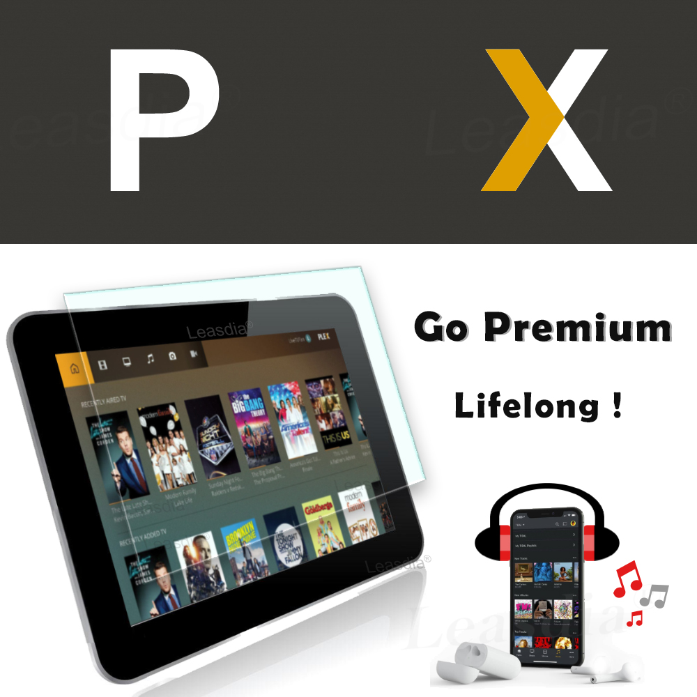 Plex Pass For TV Android Set Top Box Tv Stick Laptop PC Phone Global Ultra HD Plex Pass Premium Lifelong