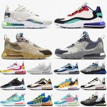 2021 Maxes 270 React Eng scarpe da corsa da uomo scarpe da ginnastica scarpe da Cactus scarpe da ginnastica baumaison Blue Bubble Pack Sneakers Air uomo donna sneakers