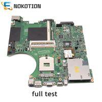 NOKOTION 595700 001 Für HP 8740W Laptop Motherboard QM57 DDR3 Freies cpu grafikkarte slot full test-in Laptop-Hauptplatine aus Computer und Büro bei