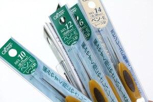 Японский Клевер наилучшего качества, фирменные алюминиевые крючком, оригинальные аутентичные, импортные, из Японии, 0,5-6 мм