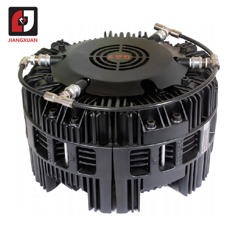 DBS Multipoint air pressure disc brake (forced air cooling type) DBS 250 multipoint brake with Brake disc Magnetic Powder Clutches     - title=