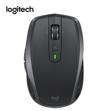 Fabricant reconditionné: souris sans fil Logitech MX partout 2S souris de jeu Bluetooth Rechargeable 4000DPI avec récepteur