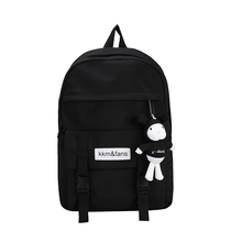 Waterproof  Nylon Women Backpack Women Laptop Backpacks School Bags For Teenagers Backpack Book Bag Female Travel Bags Girls neko atsume backpack for teenagers girls cartoon cat backyard print school bags daily bag women travel bag kids school backpacks