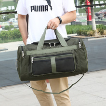 high-quality Luggage Bag Men Women Large Capacity Portable Military Outdoor Weekend Duffle Canvas Travel Bag
