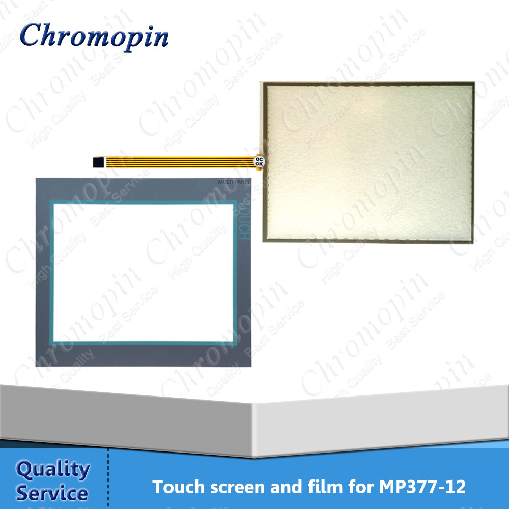 """Overlay 6AV6 643-0CD01-1AX0 Touch Screen Panel for 6AV6643-0CD01-1AX0 MP277 10/"""""""