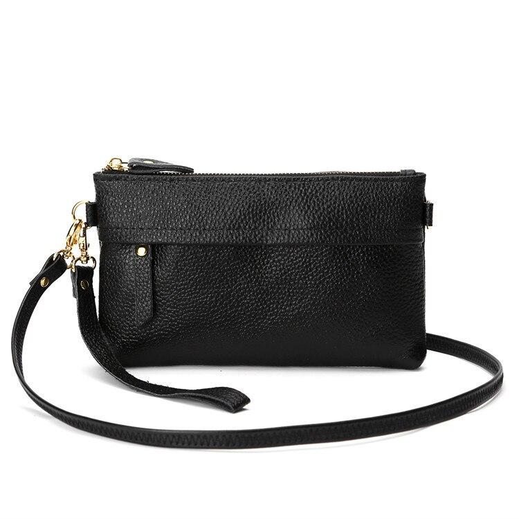 Women Leather Handbags Crossbody Messenger Bag Genuine Leather Bag Fashion Ladies Luxury Bags 2018 Small Bags Women Luxury Bag