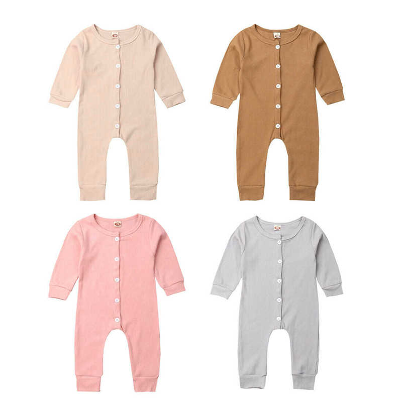 Комплект одежды для новорожденных мальчиков и девочек 0 24 месяцев хлопковый