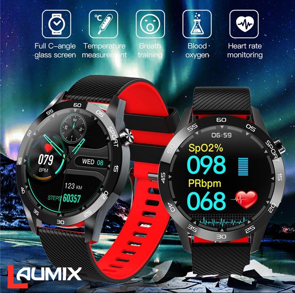 Умные часы, фитнес-трекеры с пульсометром, монитором уровня кислорода в крови, пульсоксиметром, монитором артериального давления, измерени...