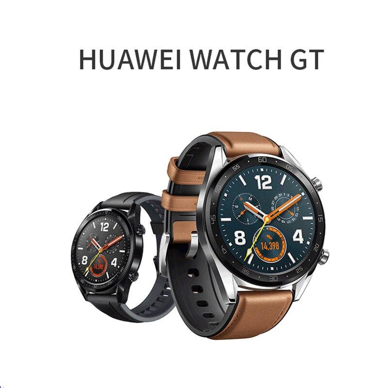 Android NFC hommes Sport podomètre pour huawei montre intelligente étanche Fitness Tracker moniteur de fréquence cardiaque GPS horloge Smartwatch horloge