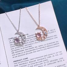 Изысканное ювелирное изделие реальное искусственное серебро