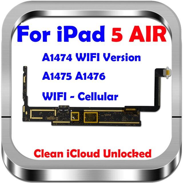 16 기가 바이트 32 기가 바이트 64 기가 바이트 128 기가 바이트 원래 Ipad 5 로직 보드에 대 한 잠금 해제 IOS 시스템, a1474와 Ipad 공기 1 마더 보드에 대 한 Wifi 버전