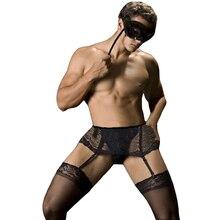 Мужские чулки, колготки, сексуальные, для ролевых мужчин, s, колготки, подвязки, пояс для чулок, сексуальные, ультра тонкие, Medias Hombre, кружевные, Эротические