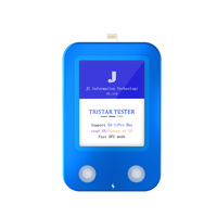 JC U2 Tristar Tester IC Chip Fault Fast Detector SN Serial Number Reader for iPhone11 XSMAX XS X 8P 8 7P 6 5 iPad Booting Repair