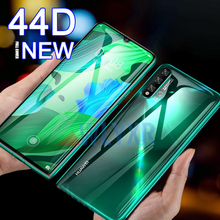 Front + Back 44D Full Cover Soft Hydrogel Film For Huawei Honor 9X 20 Screen Pro