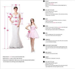 Image 5 - Árabe saudita manga longa vestido de noite dubai champagne renda cristal frisado vestidos de noite 2020 senhoras alta pescoço formal vestido