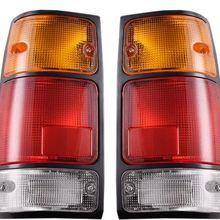 Пара задний светильник для ISUZU PICKUP 1991-96 92 HOLDEN RODEO TF TFR грузовик