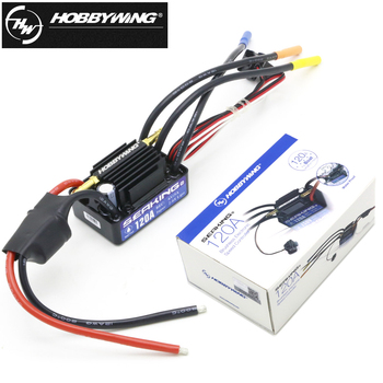 цена на RC ESC,Hobbywing SeaKing V3 Waterproof 30A/60A/120A/130A/180A 2-6S  Lipo Speed Controller With 6V BEC for RC Racing Boat