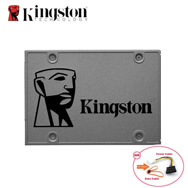 Kingston High Quality HD SSD HDD Hard Drive 120 GB SSD SATA 3 240 GB 480GB 960GB 1TB HHD 2.5'' Disk For Notebook Promotion(China)